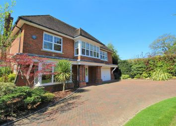 Thumbnail 6 bed detached house to rent in Brookfield Place, Cobham
