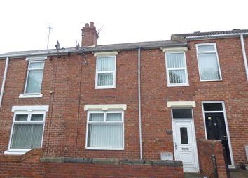 Thumbnail 3 bed terraced house for sale in Ravensworth Street, Bedlington