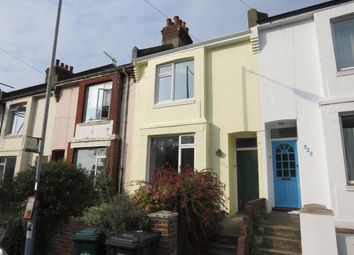 Thumbnail 2 bed terraced house for sale in Bear Road, Brighton