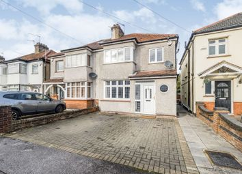 Thumbnail 3 bed semi-detached house for sale in Hayburn Way, Hornchurch