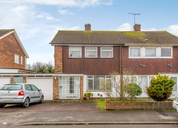 Thumbnail 3 bed semi-detached house for sale in Laburnum Grove, Slough, Slough