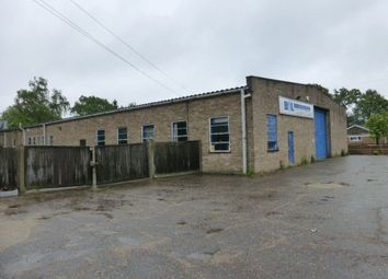 Thumbnail Warehouse to let in The Depot, New Road, Acle, Norwich
