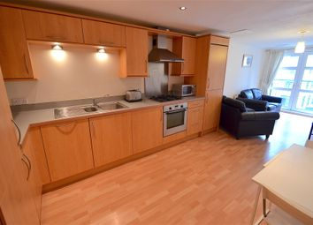Thumbnail 2 bed flat to rent in Waterfront Plaza, Nottingham