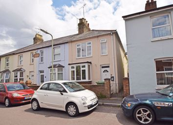 Thumbnail 3 bed terraced house for sale in The Old Station Yard, Gosport Road, Farringdon, Alton