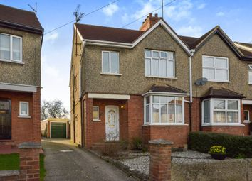 Thumbnail 3 bedroom semi-detached house for sale in Stacey Avenue, Wolverton, Milton Keynes