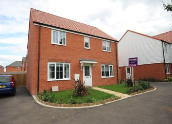 Thumbnail 4 bed detached house for sale in Granville Close, Aylesham
