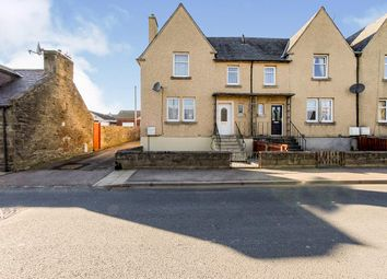 Thumbnail 3 bed end terrace house for sale in Moss Street, Keith, Moray