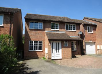 Thumbnail 5 bed detached house for sale in Kysbie Close, Abingdon