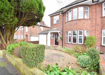 Thumbnail 3 bed semi-detached house for sale in Marston Gardens, Luton