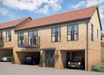 Thumbnail 1 bed maisonette for sale in The Burton At Atelier, Keaton Way, Off Commonside Road, Harlow, Essex
