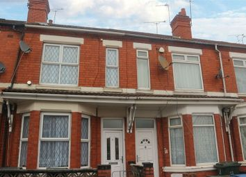Thumbnail 4 bedroom terraced house for sale in St Lawrences Road, Coventry, West Midlands