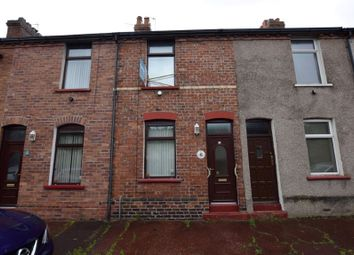 Thumbnail 2 bed terraced house for sale in 13 Barton Street, Barrow-In-Furness, Cumbria