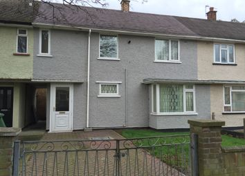 Thumbnail 3 bed terraced house for sale in St. Annes Crescent, Gorleston, Great Yarmouth
