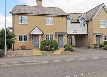 Thumbnail 2 bedroom detached house to rent in The Brook, Sutton, Ely