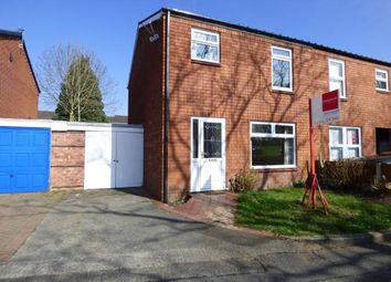 Thumbnail 3 bed semi-detached house for sale in Fallowfield Grove, Padgate, Warrington, Cheshire