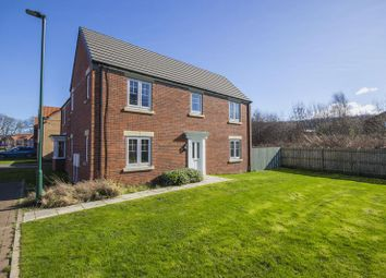 Thumbnail 4 bed detached house for sale in West Wood Drive, Normanby