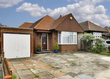 Thumbnail 2 bed detached bungalow for sale in Meadow Walk, Ewell Court, Surrey