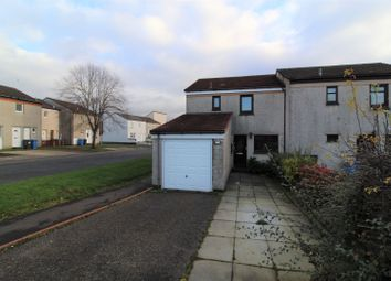 Thumbnail 3 bed end terrace house for sale in Windlestraw Court, Irvine