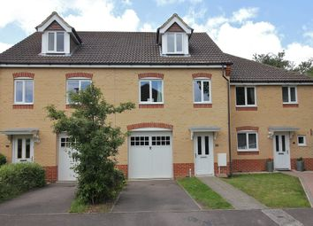 Thumbnail 3 bedroom town house for sale in Melville Gardens, Sarisbury Green, Southampton