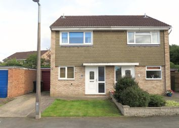 Thumbnail 2 bed semi-detached house to rent in Lythwood Road, Bayston Hill, Shrewsbury