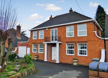 Thumbnail 4 bedroom detached house for sale in Ednam Road, Wolverhampton