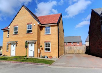 Thumbnail 3 bed semi-detached house for sale in Addison View, Stella Riverside, Blaydon-On-Tyne