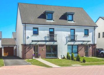 Thumbnail 4 bed semi-detached house to rent in Pioneer Place, Braehead, Renfrew
