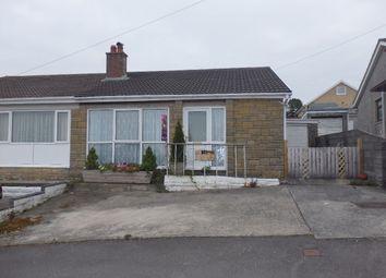 Thumbnail 2 bed bungalow for sale in Treetops, Felinfoel, Llanelli