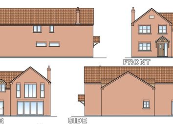 Thumbnail 4 bed detached house for sale in Stow Road, Willingham By Stow, Gainsborough