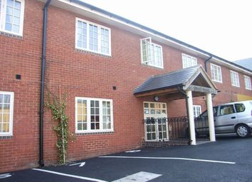 Thumbnail 2 bed flat for sale in High Street, Lutterworth