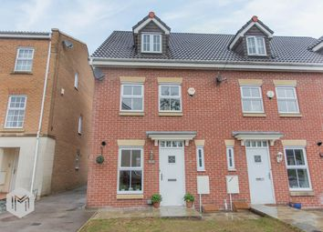 Thumbnail 3 bed detached house for sale in Abbeylea Drive, Westhoughton, Bolton
