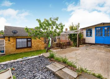 Thumbnail 3 bedroom bungalow for sale in Wellington Road, Newhaven