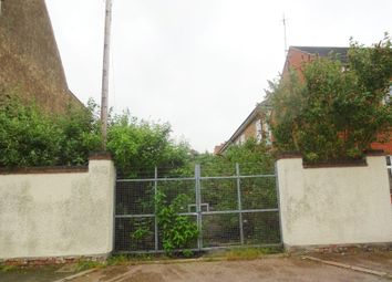 Thumbnail Land for sale in Cavendish Road, Aylestone, Leicester