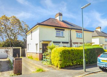 Thumbnail 3 bed semi-detached house for sale in Worple Avenue, Laleham, Staines