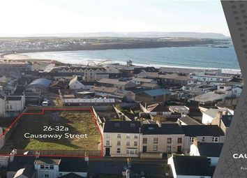 Thumbnail Commercial property for sale in 26-32 Causeway Street, Portrush, County Antrim