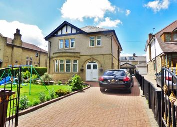 Thumbnail 4 bed detached house for sale in Baslow Grove, Bradford