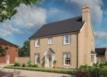 Thumbnail 4 bed detached house for sale in Alconbury Weald, Former RAF/Usaaf Base, Huntingdon, Cambridgeshire