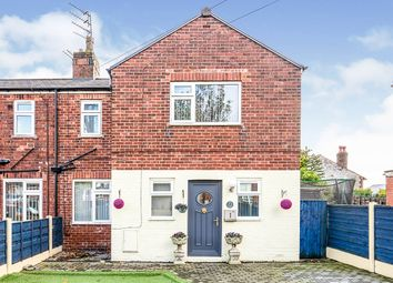 Thumbnail 3 bed semi-detached house for sale in Coronation Street, Pendlebury, Swinton, Manchester