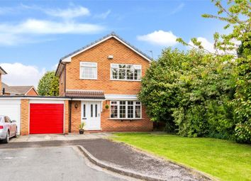 Thumbnail 3 bed detached house for sale in Haile Drive, Worsley, Manchester