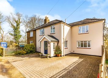 Thumbnail 3 bed semi-detached house for sale in Moles Farm, Ware