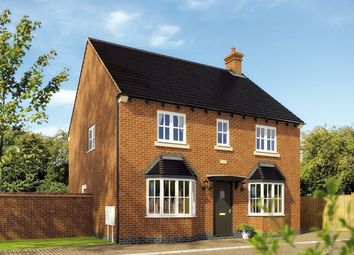 "Thumbnail 4 bed detached house for sale in ""The Diamond"" at Loughborough Road, Rothley, Leicester"