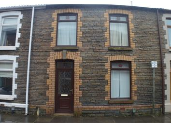 Thumbnail 3 bedroom terraced house for sale in Manor Street, Port Talbot, West Glamorgan