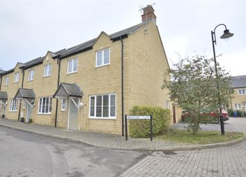 Thumbnail 3 bedroom end terrace house for sale in Breaches Close, Woodmancote