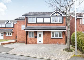 Thumbnail 4 bed detached house for sale in Calderbrook Drive, Cheadle Hulme, Cheadle, Cheshire
