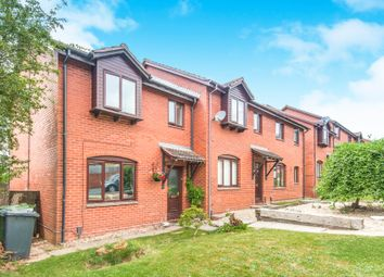 Thumbnail 3 bedroom end terrace house for sale in Pinwood Meadow Drive, Exeter