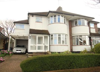 Thumbnail 4 bed semi-detached house for sale in Tubbenden Drive, Orpington