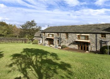 Thumbnail 5 bed semi-detached house for sale in The Barn, Upper Hoyle Ing, Thornton, Bradford, West Yorkshire