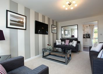 Thumbnail 3 bed detached house for sale in The Liffey, Pottery Bank, Walker, Newcastle Upon Tyne