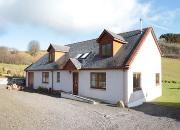 Thumbnail 4 bed detached house for sale in Wurain Glenmidge, Auldgirth, Dumfries
