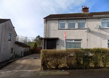 Thumbnail 3 bedroom semi-detached house to rent in 154 Miltown Avenue, Derriaghy, Lisburn